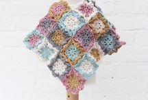 Crochet Ponchos and shawls