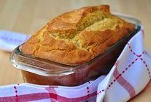 Pão sem farinha de trigo