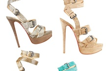 Shoe-gasm / by Jennifer Stano David
