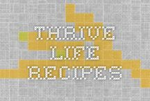 Thrive Life Recipes / by Phyliss Mortz