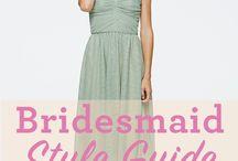 bridesmaids stuff