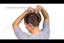 Волосы причестки