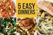 Meal ideas for vacation