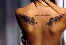 lovely tattoos..