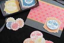 stamping up card kits