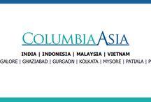Columbia Asia Hospitals in India