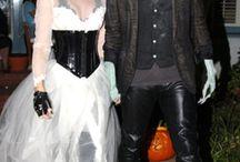 Celebrities in Halloween