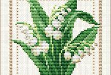 Keresztszemes virág