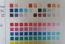 VAP1 Colour, Swatches