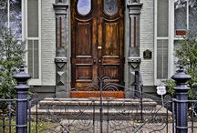 Madison Indiana / Doors & Architecture in Historic Madison Indiana