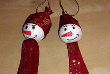 Karácsonyi DIY ötletek / Kisgyerekekkel könnyen és gyorsan elkészíthető karácsonyi DIY ötletek a SzóKiMondóka facebook oldaláról
