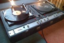 Vintage Radiograms & Record Players