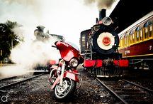 Portfólio de fotografia - Veículos e transporte by Osvaldo Furiatto