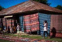 Tribal Weaving of the Lesser Sunda Islands, Indonesia