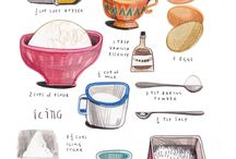 #World 's Illustrated #recipes