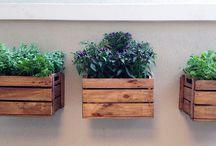 Garten und Terrasse / Inspirationen für Garten, Balkon & Terrasse