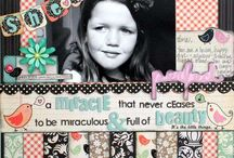 Layouts / by UK Independent Stampin' Up! Demonstrator & Younique Presenter- Carole Bryson