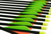 Cheap Archery arrows / Inexpensive archery target arrows for practice