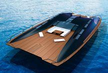 ARK Solar Boat