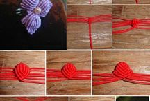 Macrame: Things I want to try..In my spare time! / by Melissa Flynn
