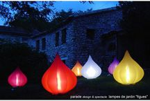 Décoration extérieure / Des éléments design pour faire vivre votre jardin. A visiter dans notre show room de Poitiers http://www.pasquetpaysage.com/