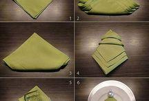 افكار لطاولة الطعام