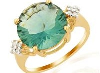 Gemstones and Jewelry / by Ashley Horner