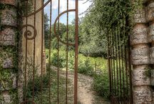 Gates and Doors! / In or Out? / by Linda Rommelaere