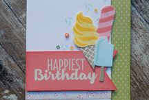 Cool Treats Stampin