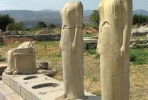 Sightseeing in Samos / Shows the historical places in Samos