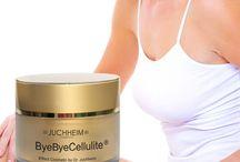 ByeBye Cellulite / Cellulite war gestern - hier kommt die Lösung