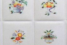 Miniature Ceramic Tiles
