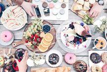 festival and breakfast picnic