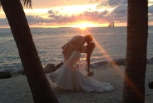 Beach Wedding / A private Wedding on the Beach