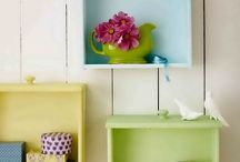 Up-Cycling & Room Ideas