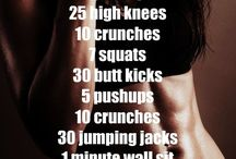 Workout & fitness tips