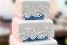 Lacy cakes