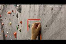 boulder climb