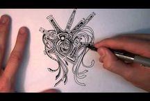 doodles / by Jennifer Reynolds Morris