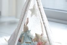 Bunny Kids Decor / by Pemberley Rose