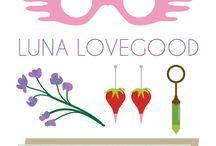 Luna Lovegood ❄️