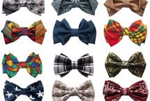 Mode - Cravates - Ties - Nœuds Papillon - Bowties