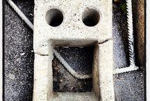 Hidden faces / Hidden faces All around us