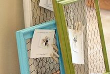 Photoframes DIY