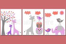 Nursery Ideas / Nursery Ideas