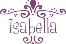 isabella ♡ lily