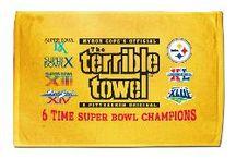 Pittsburgh Steelers / by Heather Arnusch