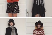 style inspiration / mainly mori girl fashion