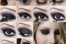 Maquiagem / Tutorial de maquiagem