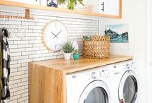 interiors {laundry rooms}